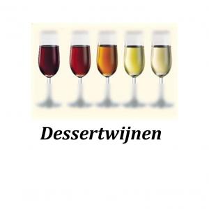 Dessertwijnen